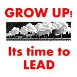 Grow Up its time to Lead
