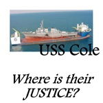 USS Cole - where is the justice?