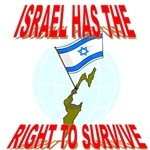 Israel has the right to survive