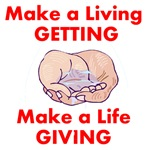 Make a Liveg Getting Make a Life Giving